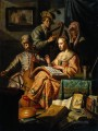 Musical Allegory Rembrandt